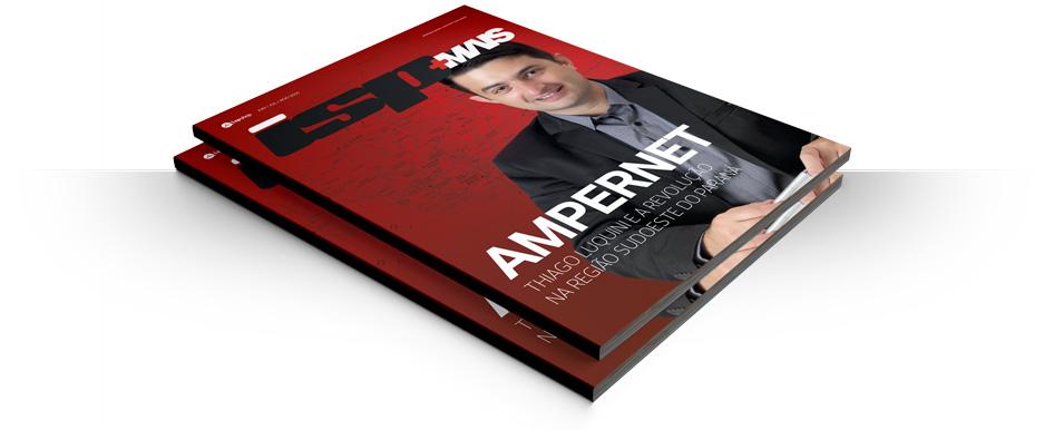 Primeira Edição da Revista ISPMAIS